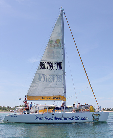 Sailing catamarans multihulls for sale