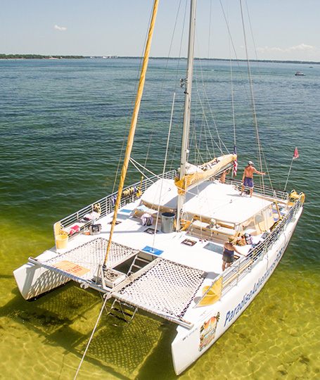 Day Sail Catamarans For Sale Are Uscg Inspected Commercial